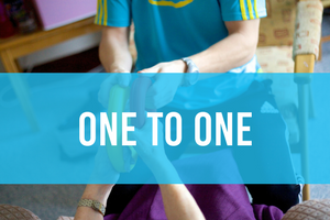 one to one exercise classes