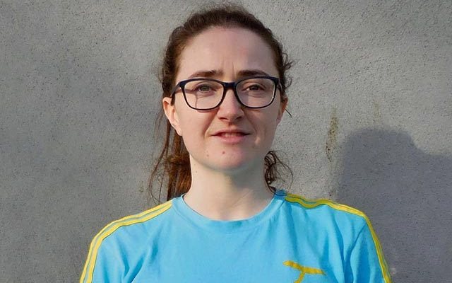 Maggie O'Neill, physical trainer, Siel Bleu