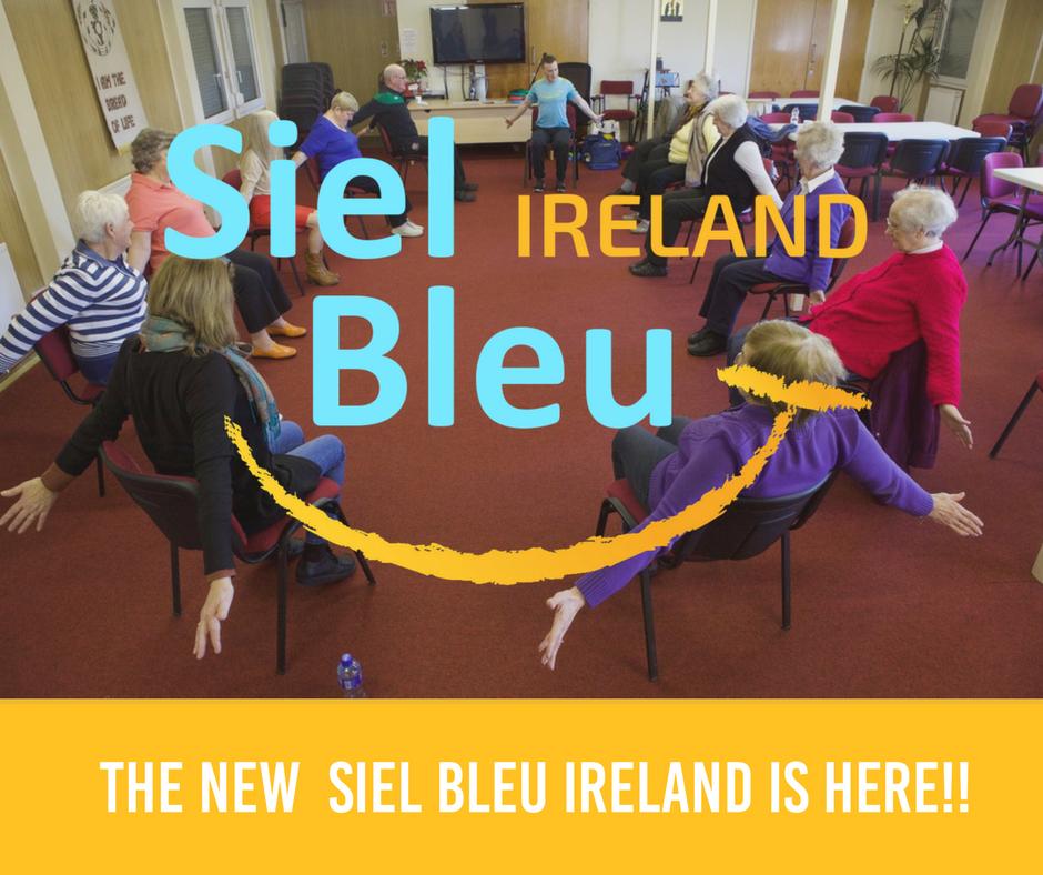 exercise for seniors, Siel Bleu Ireland, Siel Bleu, exercise