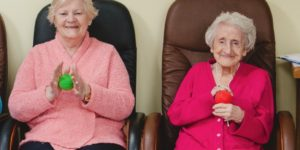 exercise for older adults, physical activity for older adults, activities for nursing homes