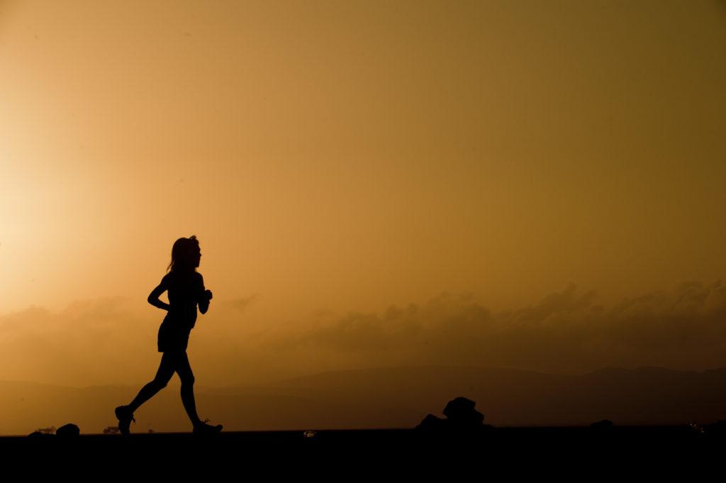 running, marathon, 10k, race, siel bleu