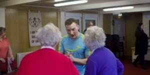 fitness classes for seniors, exercise, personal trainer