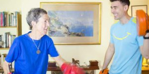 boxing, exercise, one-to-one