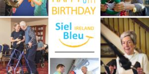 Siel Bleu Ireland, Physical Activity, Exercise for older adults, Exercise for seniors, exercise for senior citizens,