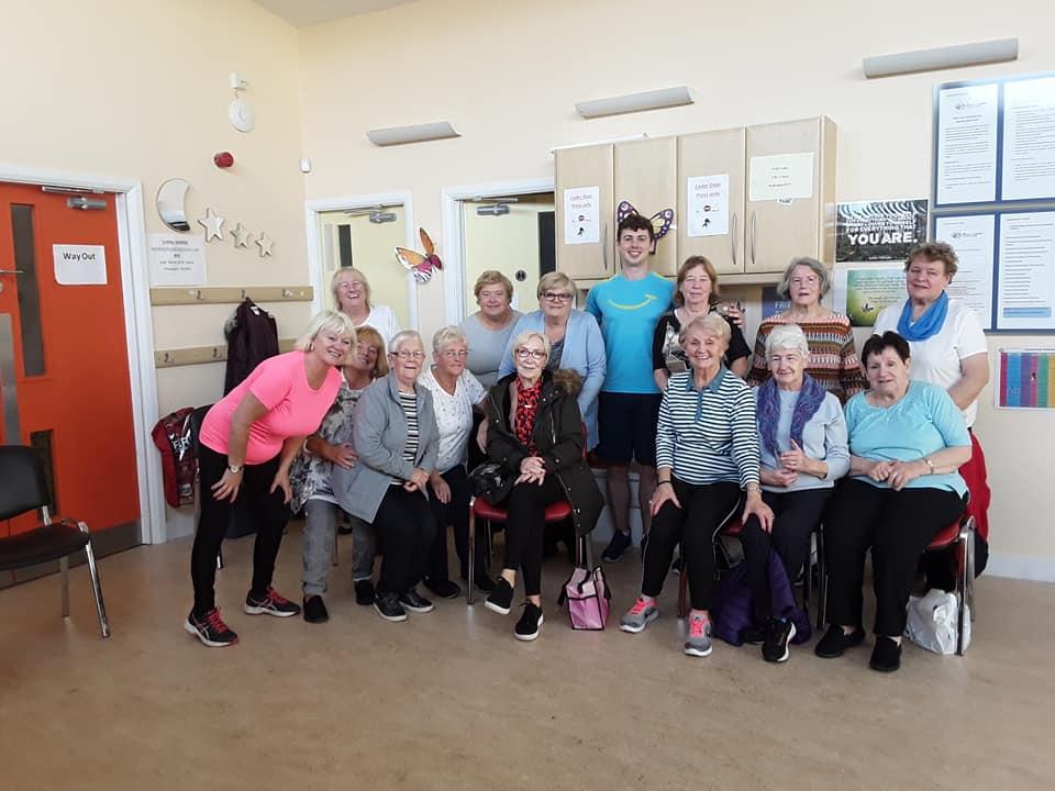 meet the trainers, Siel Bleu Ireland, exercise, teach, Dublin, balance training, Sport Health & Science, laughs