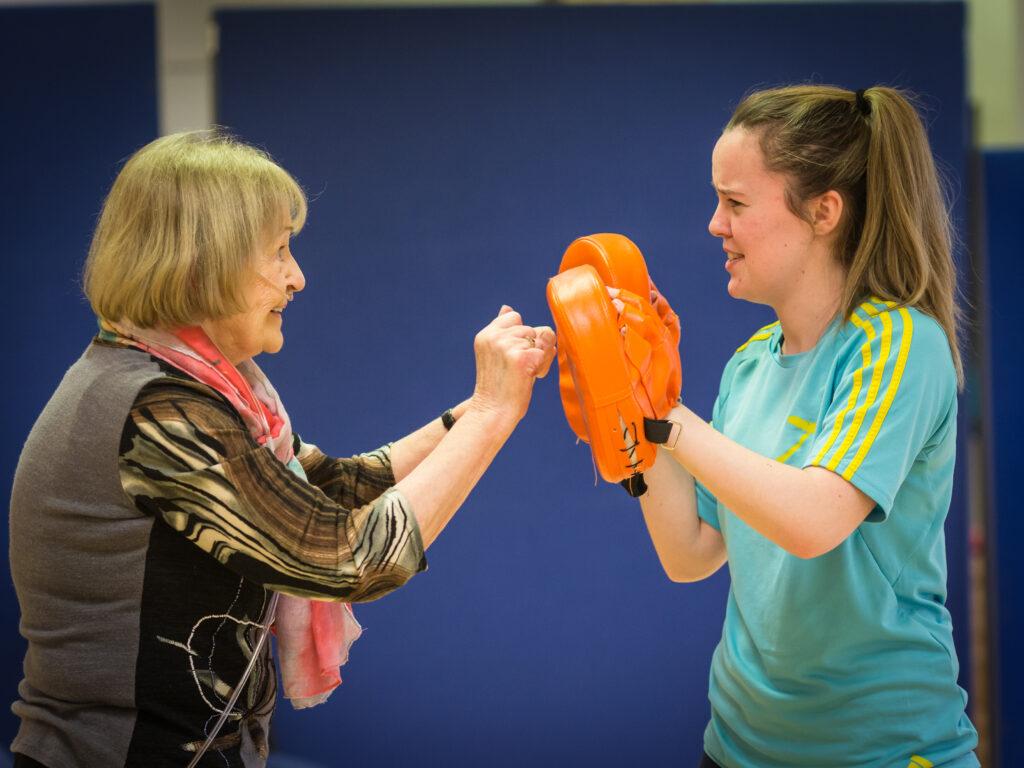World COPD Day, Siel Bleu Ireland, Exercise, COPD community classes, COPD exercise, COPD exercise & me, Ireland